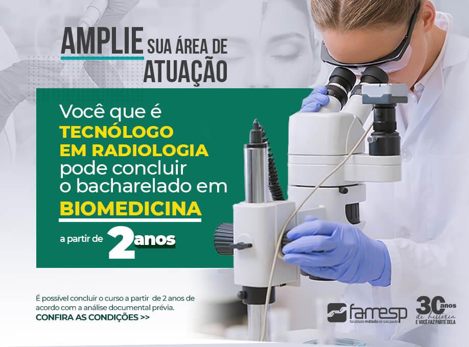 tecnologo-radiologia-conclua-bacharelado-biomedicina-2-anos-famesp