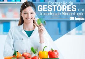 Curso prático de Formação de Gestores em Unidades de Alimentação