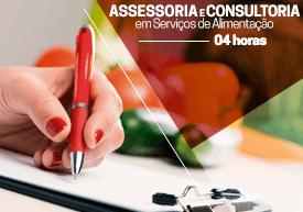 Curso prático de assessoria e consultoria em serviços de alimentação