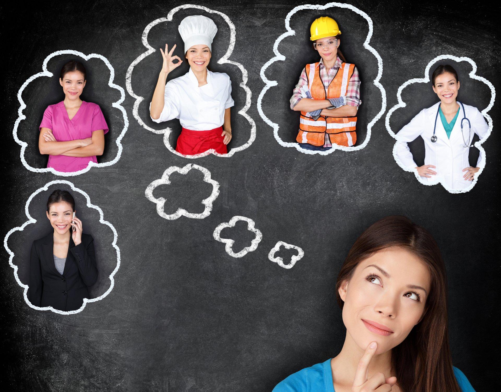 Como escolher uma profissão