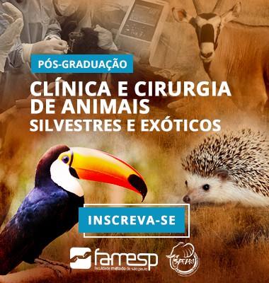 famesp-pos-veterinaria-clinica-cirurgia-animais-silvestres-exoticos-famesp