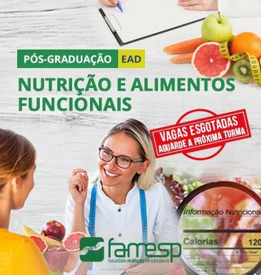 nutricao-alimentos-funcionais-famesp-pos-graduacao