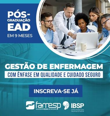famesp-pos-graduacao-ead-gestao-enfermagem-qualidade-cuidado-seguro